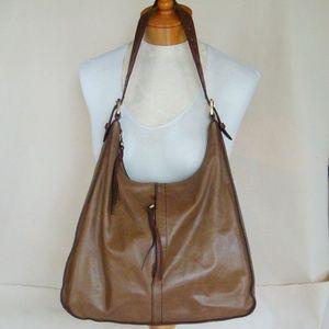 HOBO Marley Cobblestone leather shoulder bag